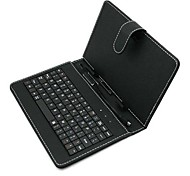 "8 ""universele case met micro tablet pc-toetsenbord"