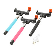 Z07-5 Handheld Wireless Bluetooth Mobile Phone Self-Timer Pole Monopod for Camera & Phone Autodyne