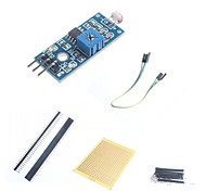 DIY Photoresistor Light Sensor Module for Smart Car and Accessories for Arduino