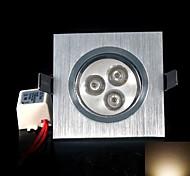 Lampes Encastrées / Plafonniers / Lampes Panneau Gradable Blanc Chaud MORSEN Encastrée Moderne 6 W 1 LED Haute Puissance 500-550 LMAC