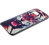 ruggente caso duro del modello pc tigre e supporto del telefono per un htc (M8)