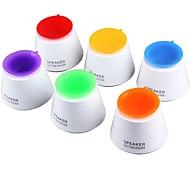 Mini Portable Fold Suckers Stand Speaker