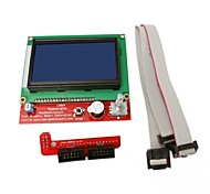 3D Printer Smart Controller RAMPS1.4 LCD 12864 Intelligent Controller