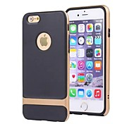 Cool Style Segmented Combo Cases for iPhone 6 (Assorted Color)