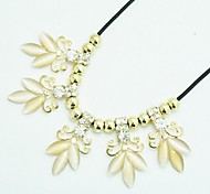 Women's Fashion Leaf Necklace/Beautiful Leaf Necklace