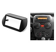 fascia radio para Citroen Peugeot Bipper nemo ajuste fiorino fiat