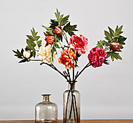 Table Accessories Emulational Flower Collectibles
