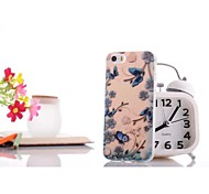 Glare Butterfly pattern TPU Soft Case for iPhone 6