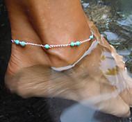 Bracelet de cheville ( Alliage ) Soirée/Quotidien/Casual/Sports