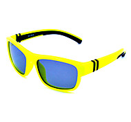 Cycling Kids' Polarized PC Rectangle Fashion Sports Glasses