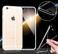Ultra Thin Transparent Soft Cover Case for iPhone 6