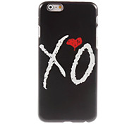 X O Design Hard Case for iPhone 6