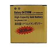 Replacement 3030mAh 3.7V Battery for Samsung Galaxy S4 ZOOM / C101 / C1010