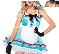 traje del carnaval de Alice mujeres dama adultos