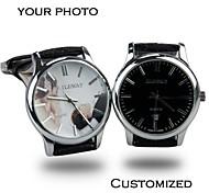 Relógios de Namorados do casal presente personalizado liwuyou ™