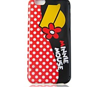 Disney Mickey Tpu Soft Case for Iphone 6