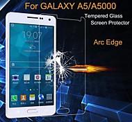 angibabe 0.3mm explosión prima de protector de pantalla de vidrio templado a prueba de ultra delgada para la galaxia a5