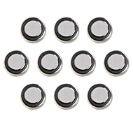KuLei AG0/LR521/LR69/379 1.5V Alkaline Cell Button Batteries (10 PCS)