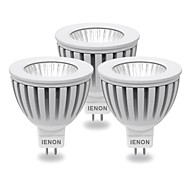 Faretti COB IENON® MR16 GU5.3 5 W 400-450 LM Luce fredda AC 12 V