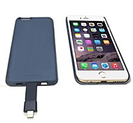 Apple MFi Certified Adsorption Battery Case for IPHONE 6