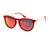 Sunglasses Women's Classic / Retro/Vintage / Sports Hiking Black / Yellow / Red / Blue / Green Sunglasses Full-Rim
