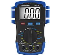 HoldPeak® LCD Display Manual Range Digital Multimeters HP-37B