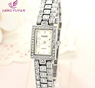 YAQIN® Luxury Brand Women Watches Fashion Rhinestone Quartz Watches Women(Assorted Color)