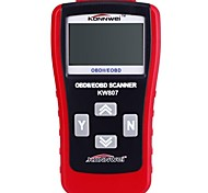 Konnwei®KW807 OBD II/ EOBD Scanner Car Code Reader