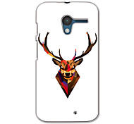 Sika Deer Design Hard Case for Motorola X phone