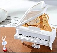 Plastic Ballerina Piano Music Box