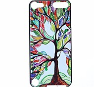 Colorful Tree Pattern Hard Case for iPod touch 5