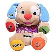 Music Dog Toys Baby Musical Plush Electronic Toys Dog Singing English Songs