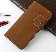 Squirrel Pattern Book Style with Stand Wallet PU Leather Case for iPhone 6 Plus  (Assorted Colors)