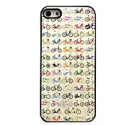 Bike Design Aluminium Hard Case for iPhone 5/5S