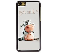 Got Milk Design  Aluminum Case for iPhone 5C
