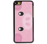 Cute Pig Design Aluminum Hard Case for iPhone 5C