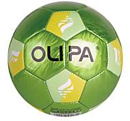 estándar Olipa 3 # juego y de entrenamiento de fútbol verde