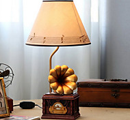 40W LED Gramophone Music Notes Lampshade Dimming Small Table Lamp 220V