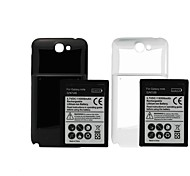 Note 2 II N7100  6500mah Cell Phone for Samsung GalaxyNote 2 II N7100Battery And Back Cover