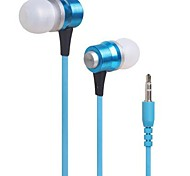BEBONCOOL™  Universal Metal In-Ear Wired Earphone  for iPhone and other  Media Player/Tablet/Computer(Assorted Colors)
