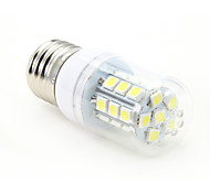 E26/E27 12W 27 SMD 5050 1050 LM Cool White T LED Corn Lights AC 85-265 V