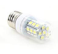 LED a pannocchia 27 SMD 5050 T E26/E27 12W 1050 LM Luce fredda AC 85-265 V
