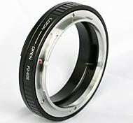 Makro Canon FD Objektiv auf Canon EOS EF-Bajonett Adapterring kein Glas 5d 6d iii 70d 700d