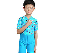 YINGFA Boys' Lovely New Design Fashion One-piece Swimwear