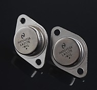 LM317  TO-3 Gold Seal Regulator(2Pcs)