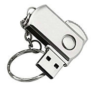 Eansdi 2GB USB 2.0 Flash Pen Drive Metal Style
