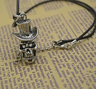 Fashion Trends Hats Skull Necklace