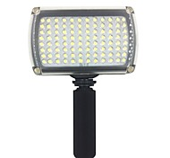 HY96 LED Video Light 9W 850LM 5600K/3200K Dimmable for DSLR Camera Video Light with LED Light Handle