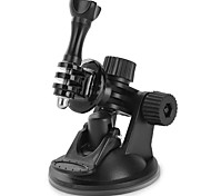 Universal Mini Car Mount Holder w/ Suction Cup for Gopro Hero 4/ 1 / 2 / 3 / 3+