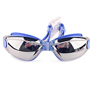 Swimming Anti-Fog Plastic Wrap Classic Goggles